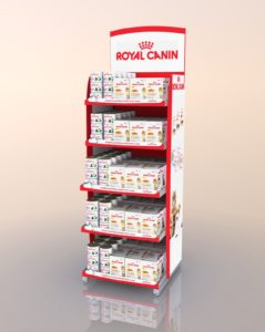 Royal Canin_stojak