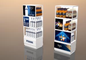 Wyborowa stand multibrandowy